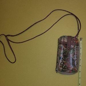 Sakroots Crossbody wallet